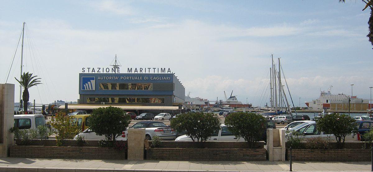 Traghetti Cagliari - Sardegna