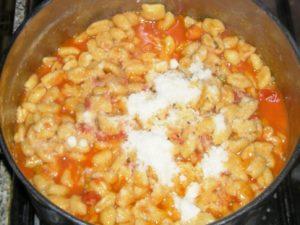 malloreddus cucina sardegna